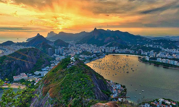 Brazylia - kraj pełen kontrastów