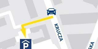 Miejsca postojowe w centrum Warszawy – gdzie zaparkować?
