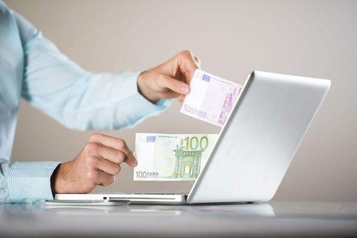 Wymiana walut na wyciągnięcie ręki