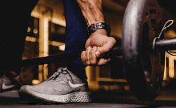 obciążenie do ćwiczeń na siłowni