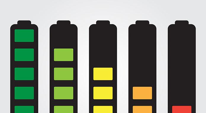 Baterie GP